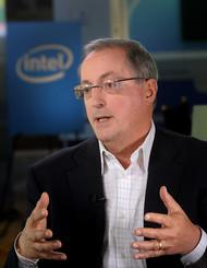 Otellini tells Intel employees that Windows 8 still needs improvement.