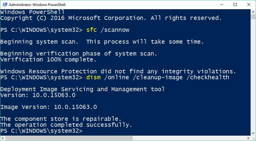 Build 15063 DISM Fix Available - Windows Enterprise Desktop