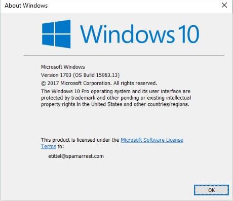 Creators Update Delivers Easy Upgrade