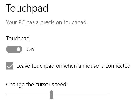 Add Precision Touchpad Drivers Anywhere