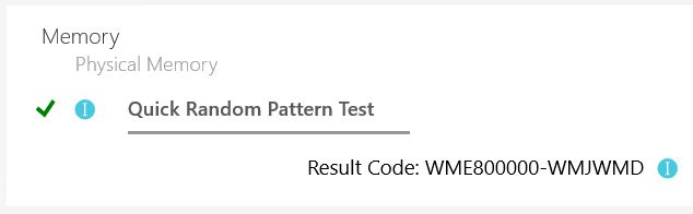 Bad RAM Nixes 1709 Upgrade