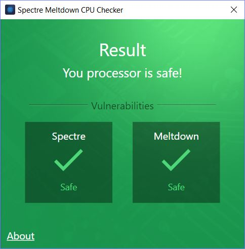 MS Offers Spectre Meltdown Updates Via Catalog