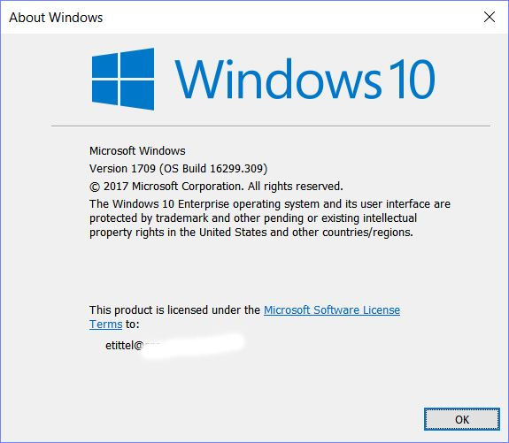 Check Current Win10 for In-place Upgrade Repair.build