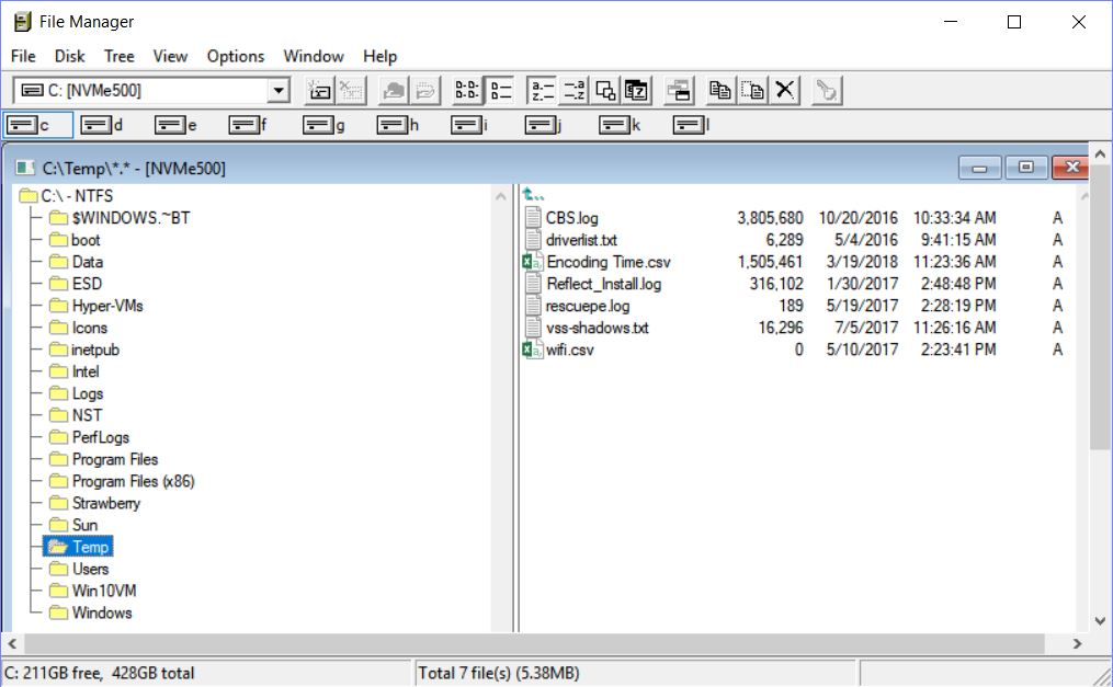 MS Releases Open Source Win3.0 File Manager