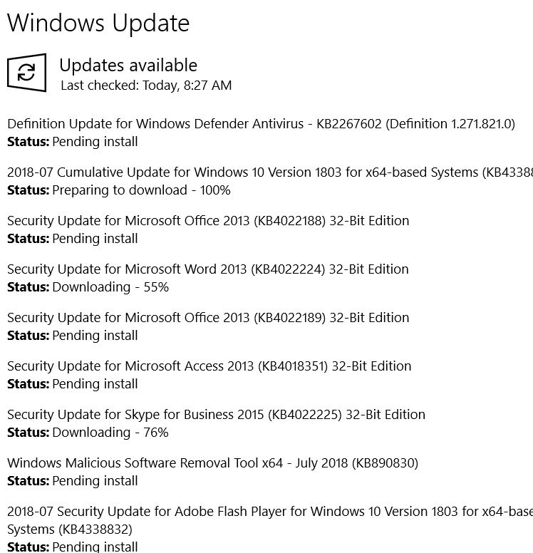 MS Smartens Update Downloads.WU