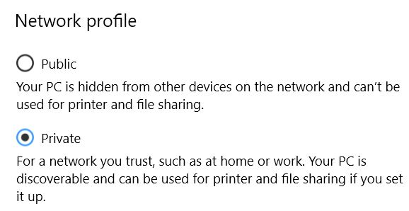 PS Cmdlet Turns Win10 Networks Private.GUI