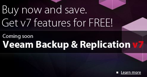 Veeam Backup and Replication v7