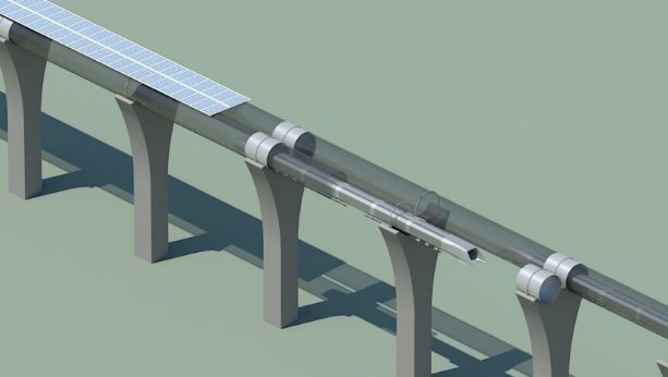Hyperloop design
