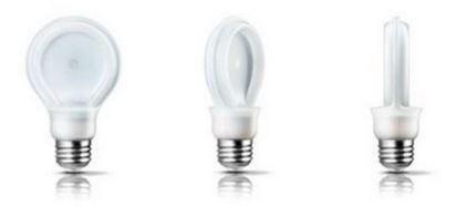 Philips flat led bulb