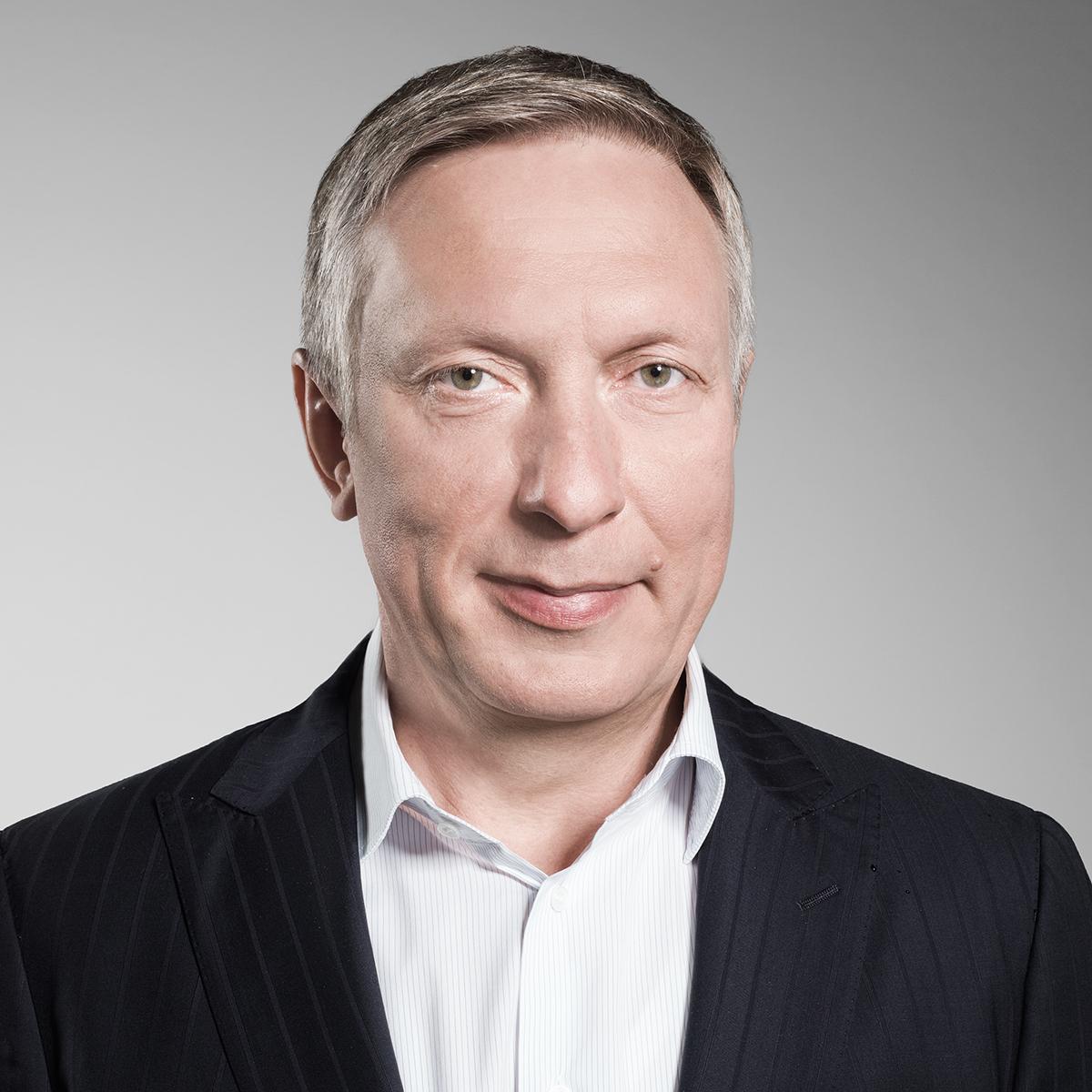 Headshot of Veeam's Ratmir Timashev