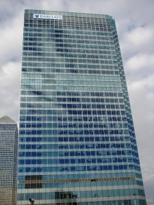 Barclays plc world headquarters