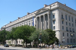 U.S. Department of Justice, image, building