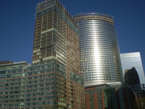 Goldman Sachs, New World Headquarters, image