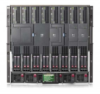bladesystem c7000unix