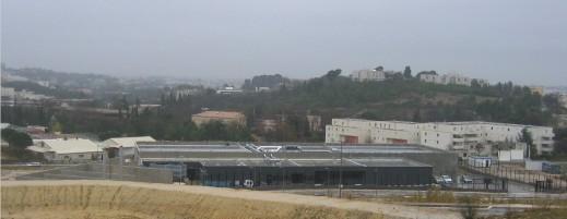 panoramique montpellier dual site grabels janvier 2009