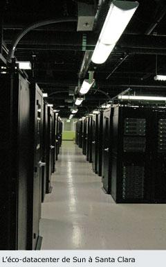 Eco Datacenter Sun - Santa Clara