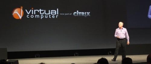 Synergy : Citrix rachète VirtualComputer