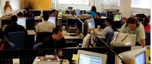 Un marché des 100 premiers éditeurs français toujours éclaté