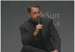 Larry Ellison - Sun-Oracle