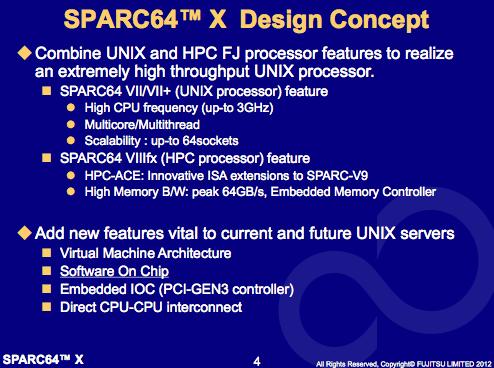sparc64 designconcept
