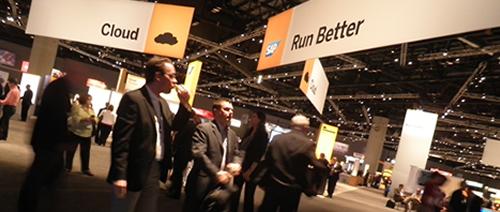 SAP attendu au coin du nuage