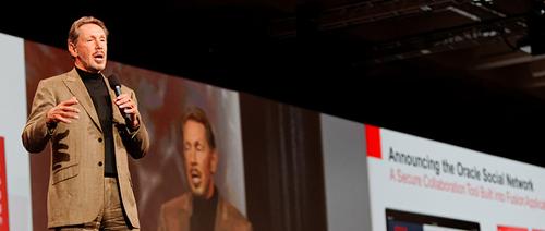 Oracle entre officiellement dans l'ère du Cloud public