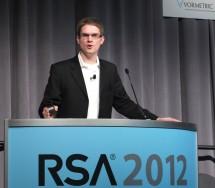 Chris Kemp, fondateur de Nebula, à la RSA Conférene en 2012