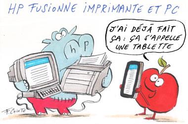 Le dessin de François Cointe
