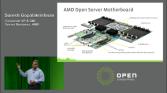 Le design de carte mère Open Compute d'AMD (cliquer pour agrandir)