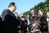 Président Hollande en Auvergne