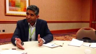 Raman Padmanabhan, DSI de Xerox Business Services.