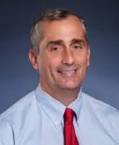 Brian Krzanich succède à Paul Otellini au poste de CEO d'Intel