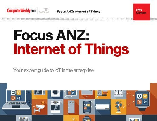 Focus ANZ: Internet of Things