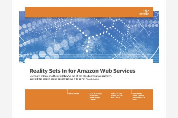 Amazon Web Services (AWS) news and technology information –