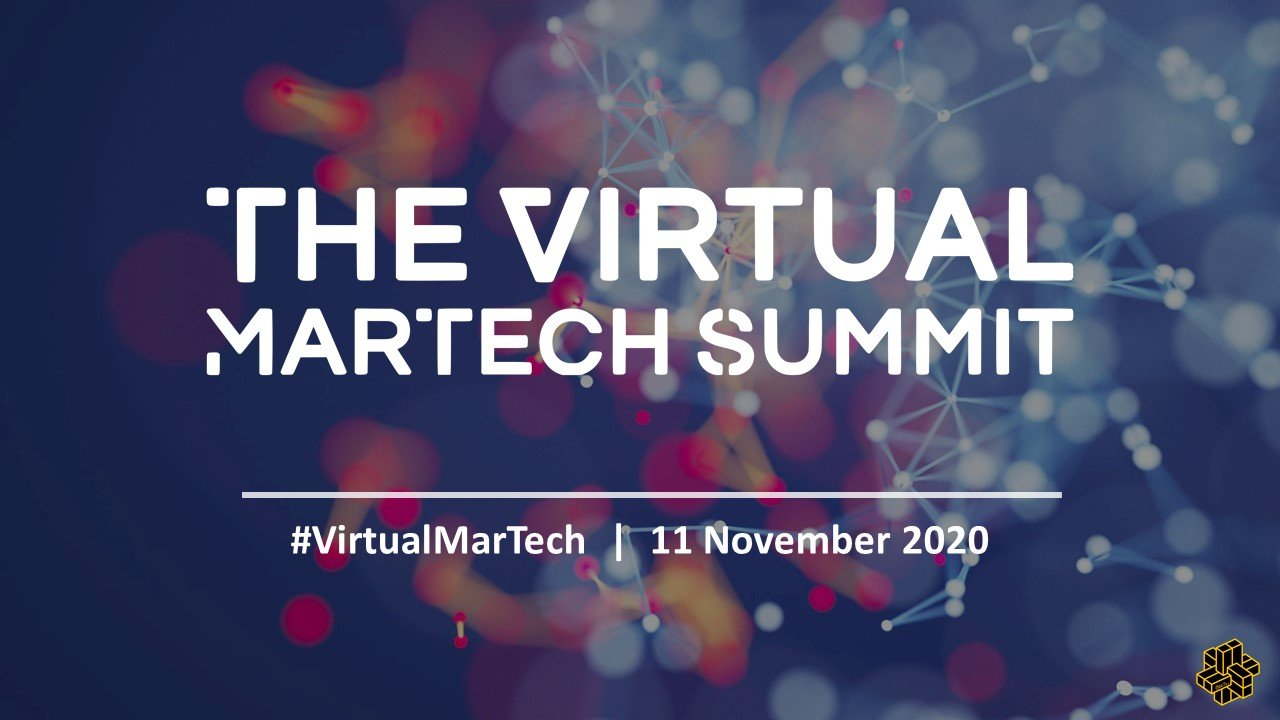 The Global Virtual MarTech Summit: APAC Trac