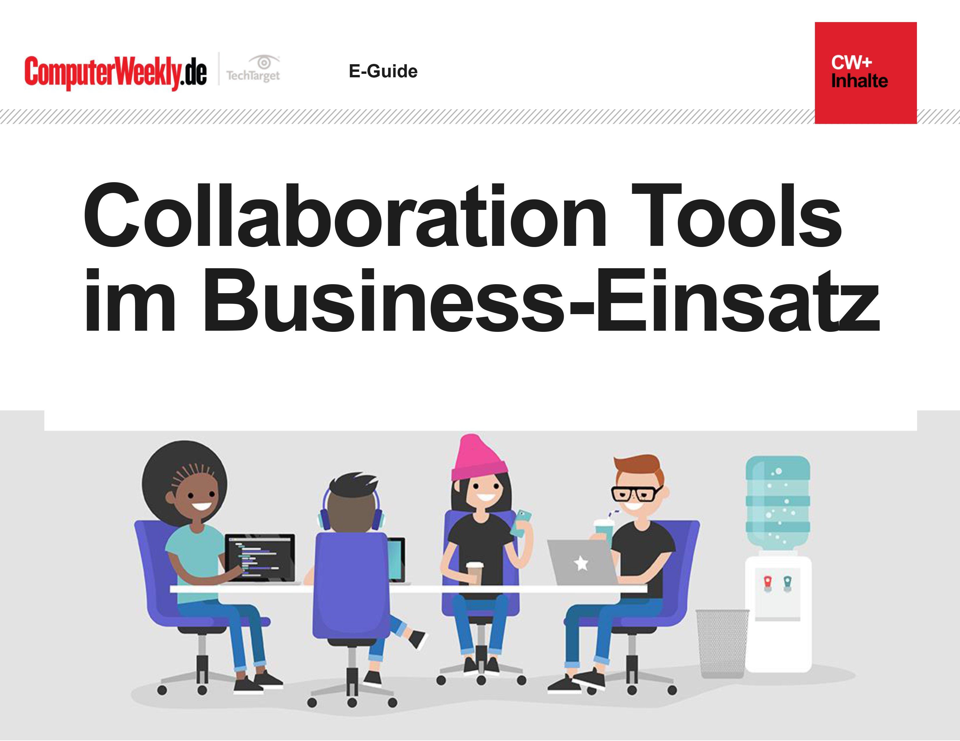 Collaboration Tools im Business-Einsatz