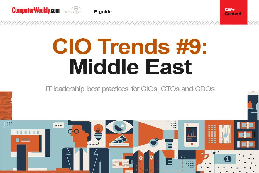 CIO Trends #9: Middle East
