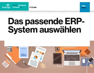 Das Passende ERP System Auswählen