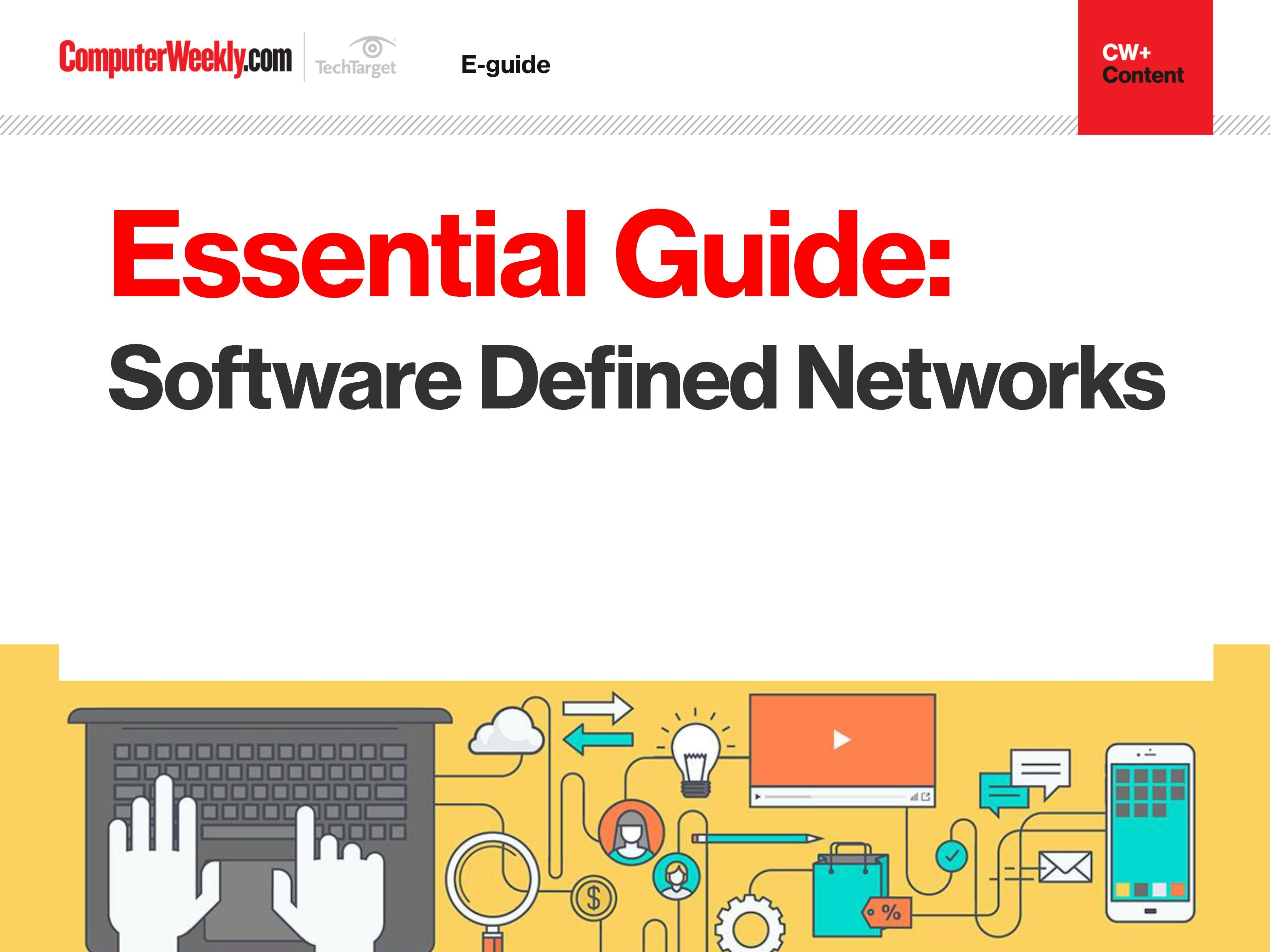 software defined networks Over the past few years, there has been a lot of buzz about software-defined  networking (sdn) it's been challenging for companies to digest all the  information.