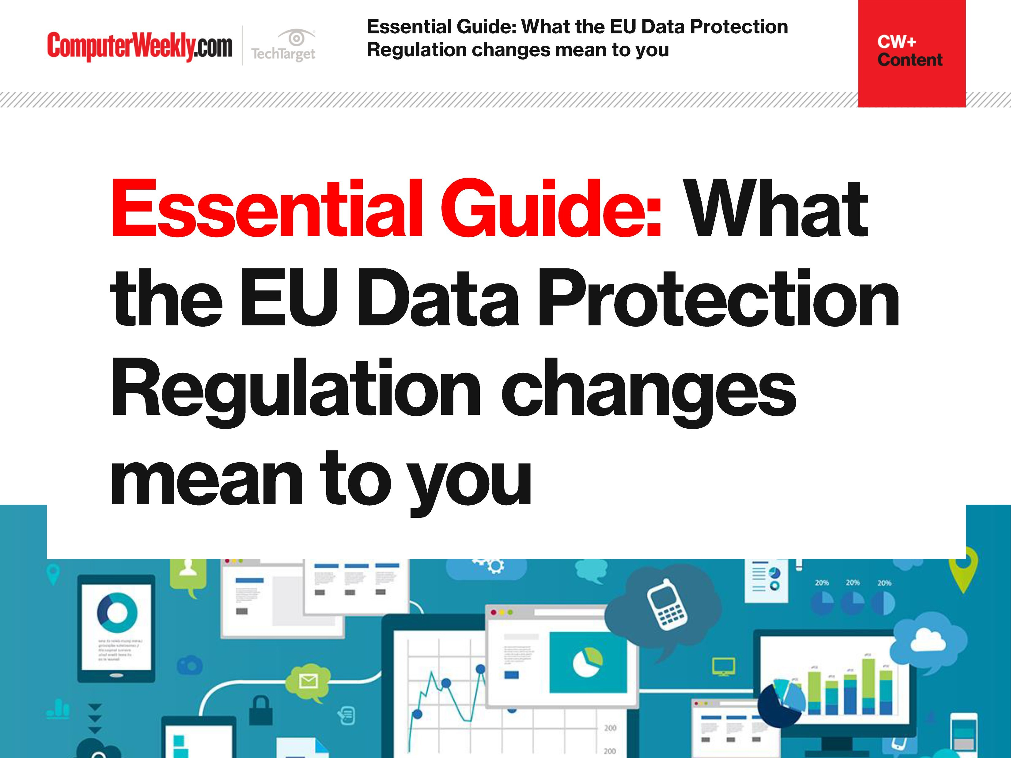 Jargon Buster Guide To Gdpr Database Protection Dbms E Handbook