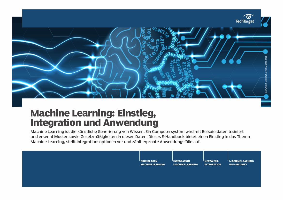 Machine Learning: Einstieg, Integration Und Anwendung