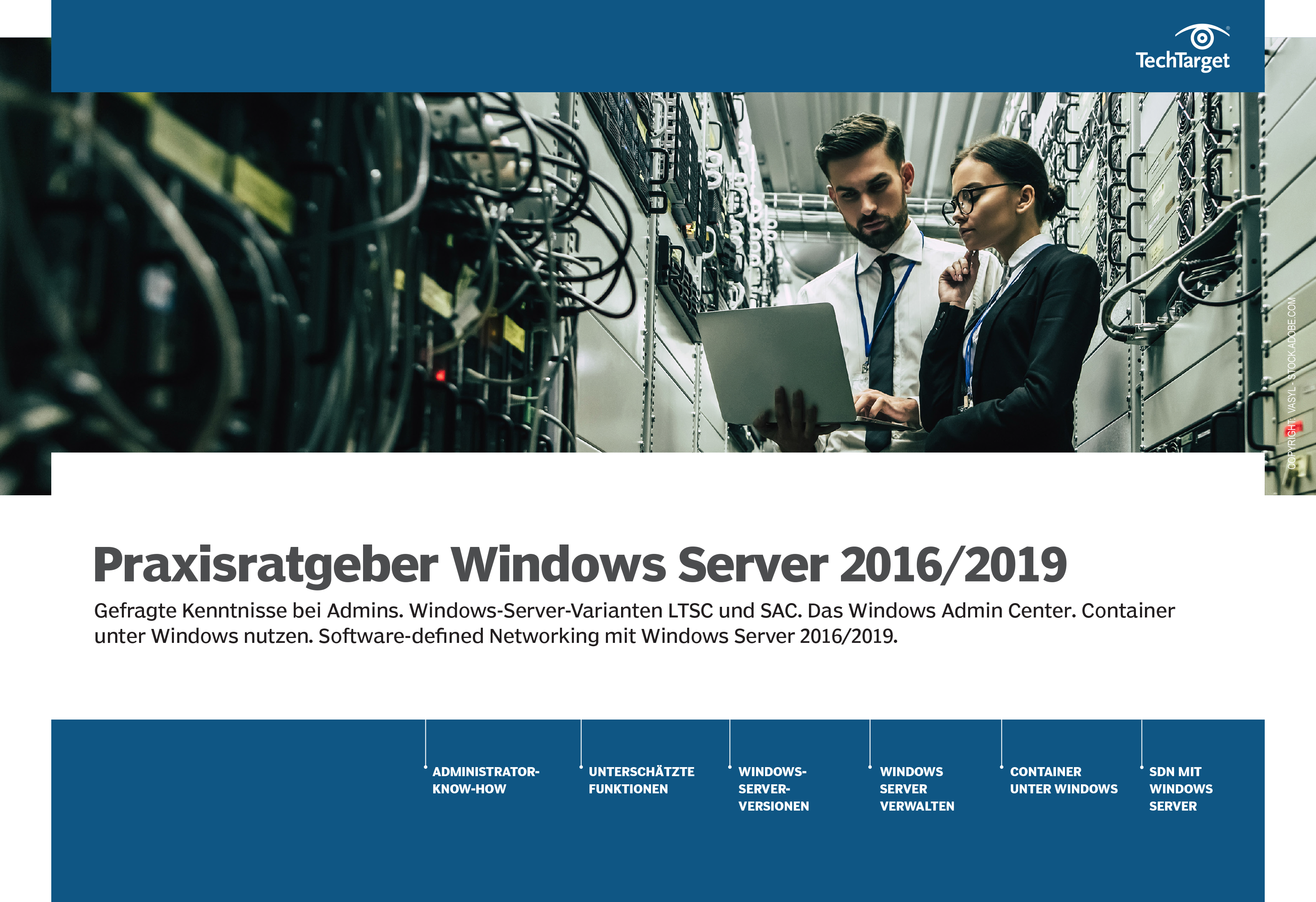 Data Center Management Informationen News Und Tipps 110 Panther Wiring Diagram For Ml Praxisratgeber Windows Server 2016 2019