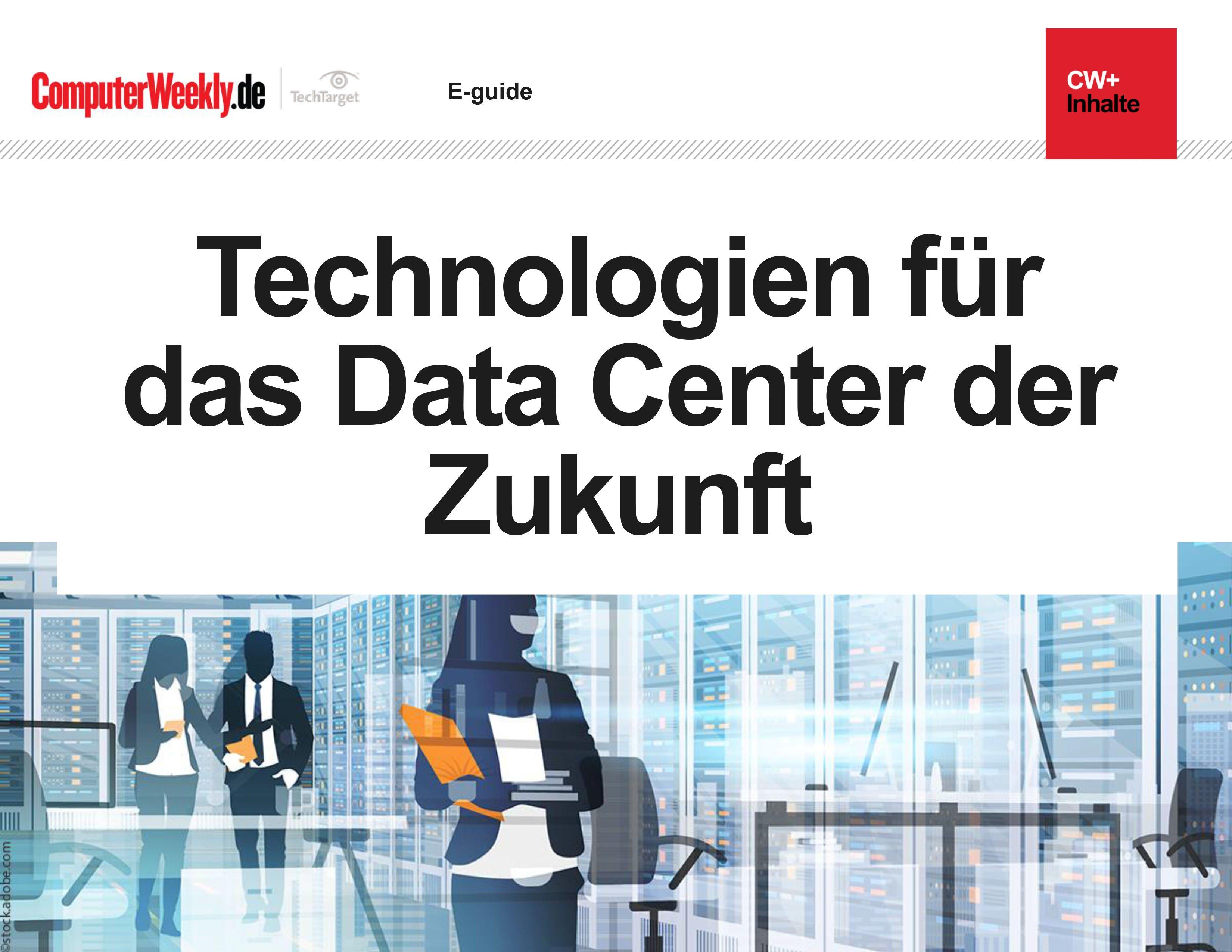 Technologien Für Das Data Center Der Zukunft