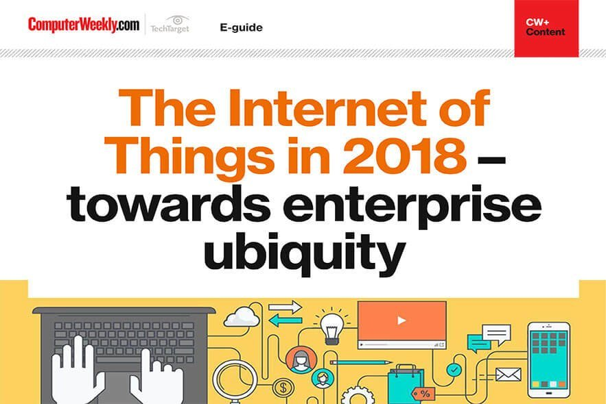 The Internet of Things in 2018: towards enterprise ubiquity