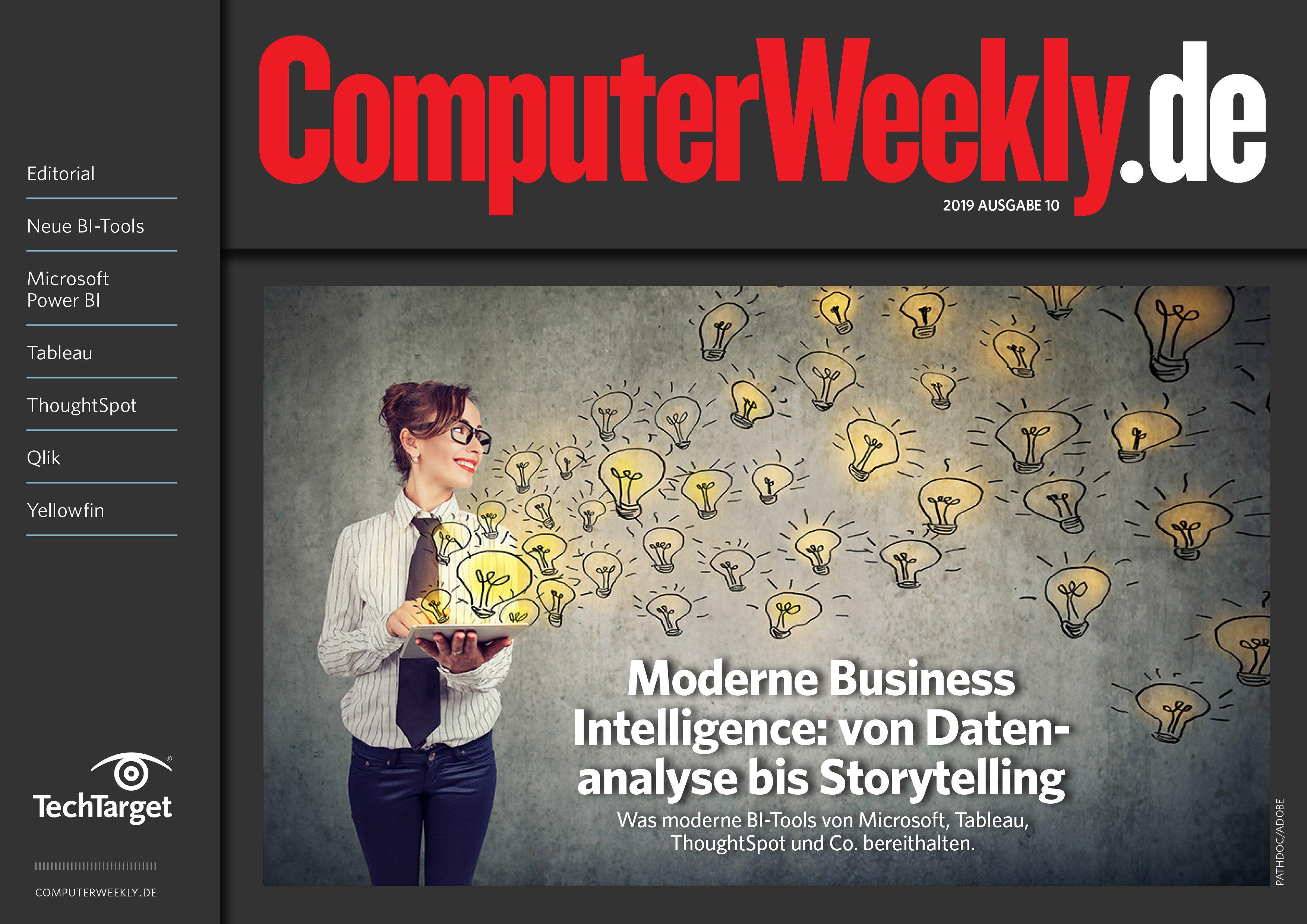 Moderne Business Intelligence: Von Datenanalyse Bis Storytelling