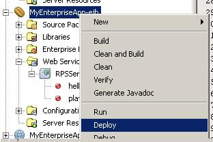 Building Java Web services with NetBeans 7