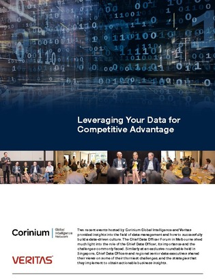 leveraging it for a competitive advantage