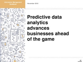 10 steps to use predictive analytics algorithms effectively