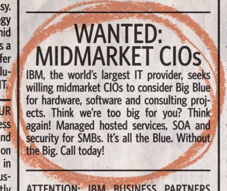 Wanted: Midmarket CIOs