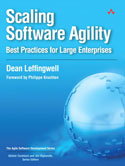 Scaling Software Agility: Best Practices for Large Enterprises